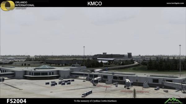 TAXI2GATE - KMCO Orlando International Airport