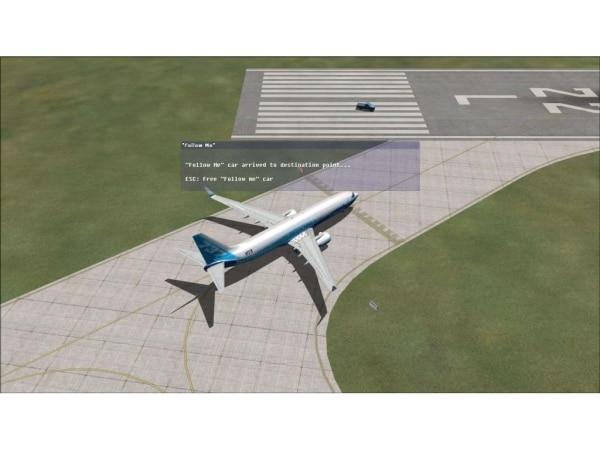 DBS STUDIO - FollowMe service Prepard 3D