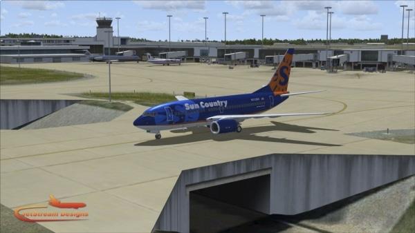 JETSTREAM DESIGNS - Little Rock National Airport