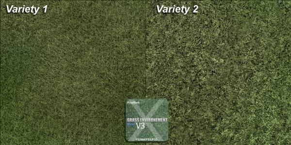 PREALSOFT - Grass environment pro X v3
