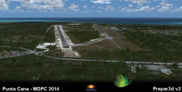 TROPICALSIM -  Punta Cana Airport