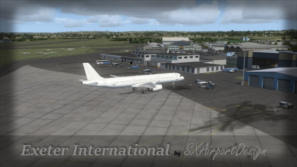 SX AIRPOR DESIGN - Exeter International Airport