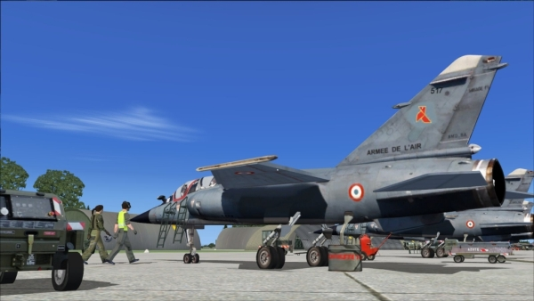 SKYDESIGNERS - French Air Force Airbase 112 Reims-Champagne