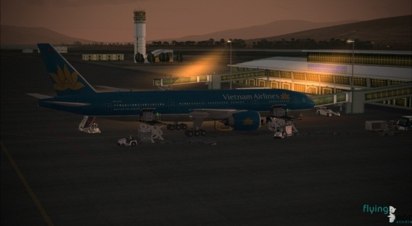 FBS - Cam Ranh International Airport
