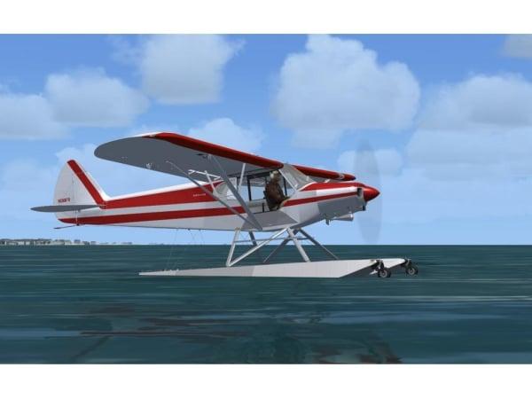 Flight Replicas - Super Cub Complete Package