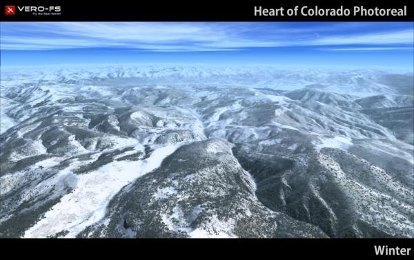 VERO - Heart Of Colorado Photoreal Seasonal