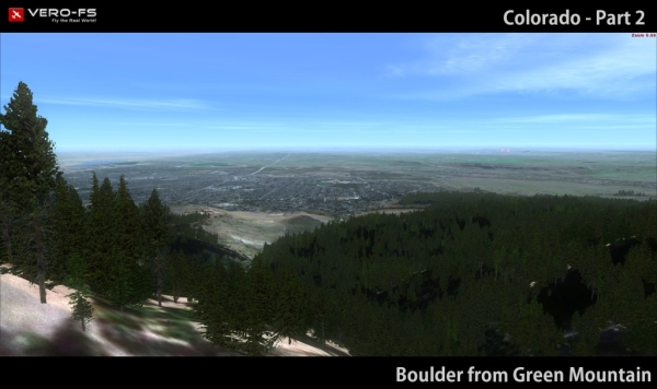 VERO - Colorado Photoreal part 2 texture diurne notturne