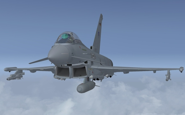 AFS-DESIGN - Eurofighter Typhoon professional 4