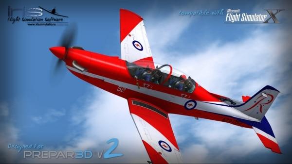 IRIS PRO TRAINING SERIES - Pilatus PC-9A