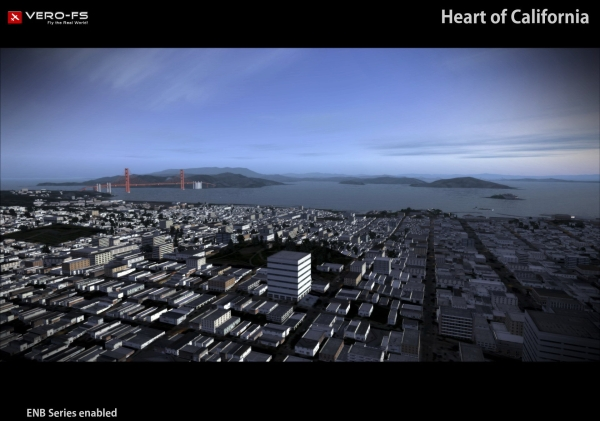 VERO - Heart Of San Francisco Bay Photoreal Day + Night
