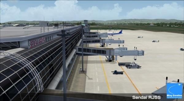 WING CREATION INC - Sendai Airport