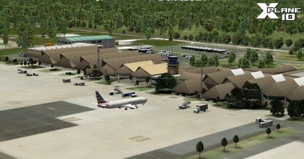 TROPICALSIM - Punta Cana X-Plane