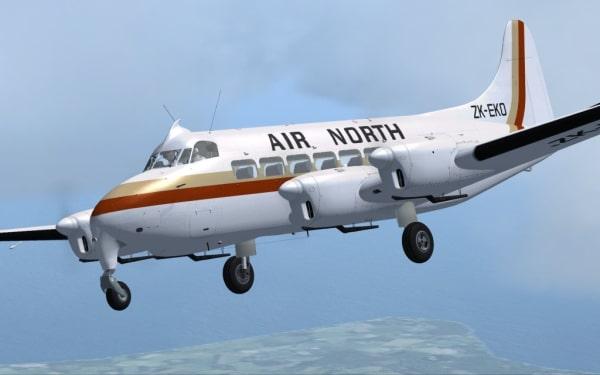FLIGHT REPLICAS - De Havilland DH.114 Heron