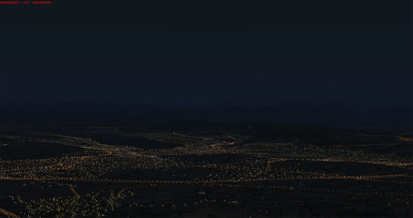 AEROSOFT - Night Environment - Alpi