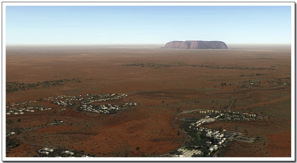 AEROSOFT - Ayers Rock