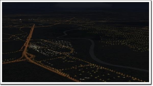 AEROSOFT - Night Environment - Italia