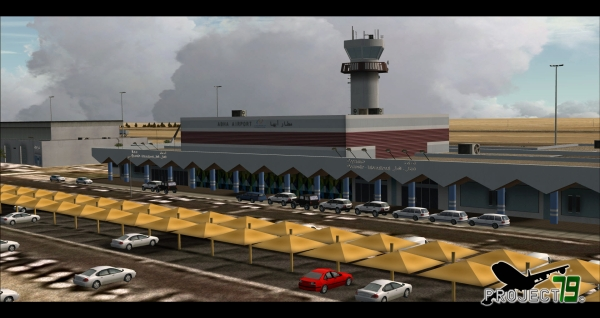 PROJECT 79 - Abha airport