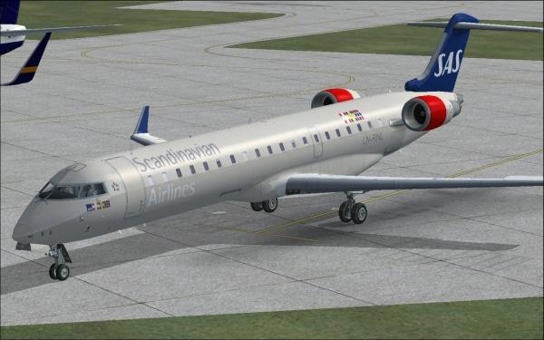 PERFECT FLIGHT - Flight Operation X Scandinavian Airlines