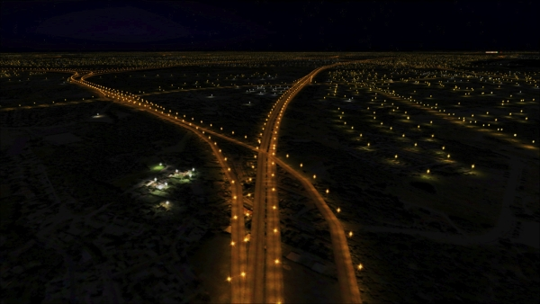 AEROSOFT - Night Environment - Danimarca
