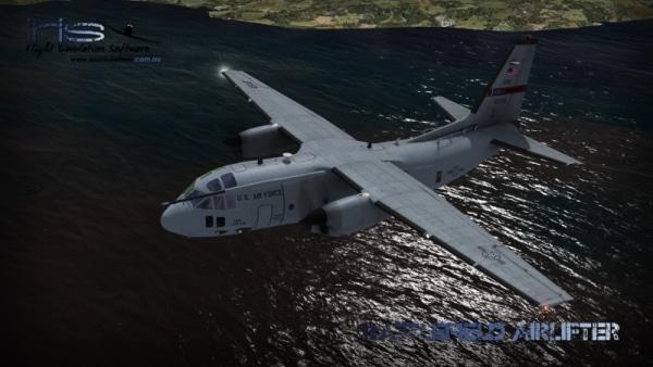 IRIS AIRFORCE SERIES - Battlefield Airlifter