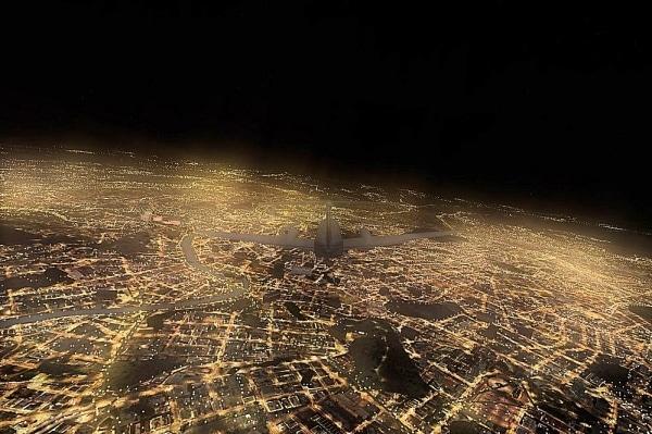TABURET - Fsx night 3D Italy