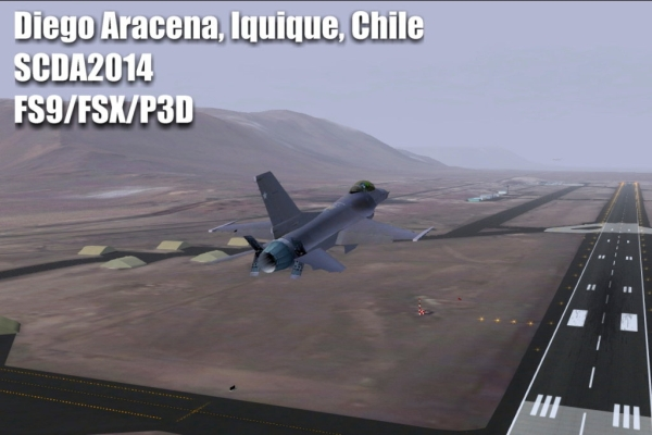 FLIGHTSIMDESIGN CHILE - Diego Aracena 2014