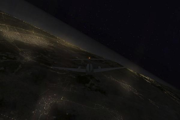 TABURET - Fsx night 3D Iberia