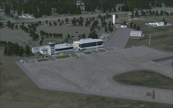 ALSUR SCENERIES - Presidente Perón airport