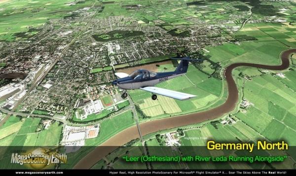 PC AVIATOR - Megascenery Earth - Germania settentrionale