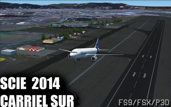 FLIGHTSIMDESIGN CHILE - Carriel Sur 2014