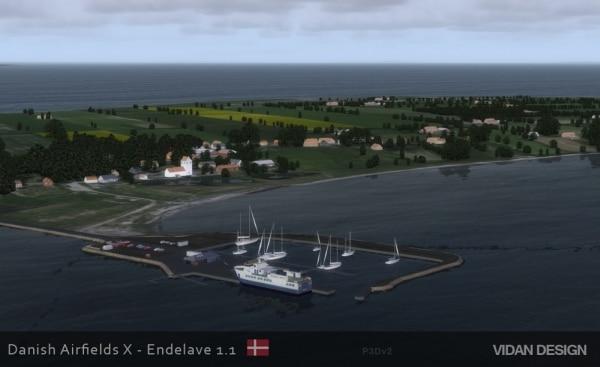 VIDAN DESIGN - Danish Airfields X – Endelave 1.1