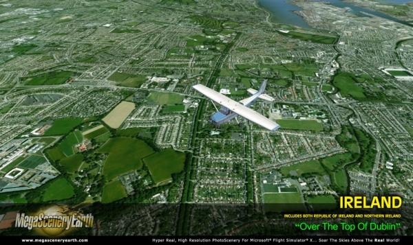 PC AVIATOR - Megascenery Earth - Irlanda
