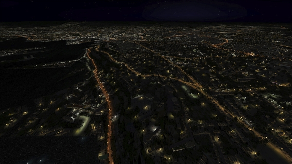 AEROSOFT - Night Environment - Norvegia