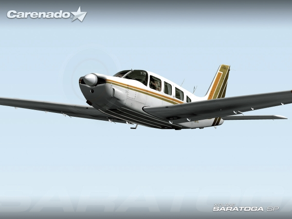 CARENADO - PA32R 301 Saratoga SP X-Plane v3