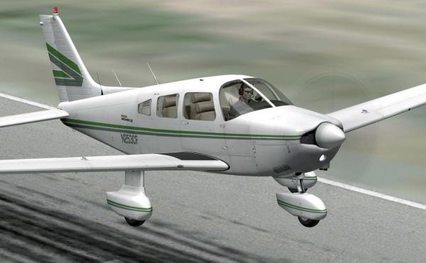 CARENADO - PA28-181 Archer II X-Plane v3