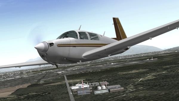 CARENADO - Mooney 201 m20J X-Plane v3