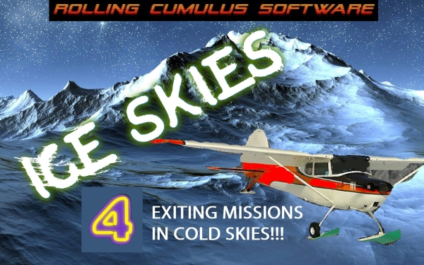 ROLLING CUMULUS SOFTWARE - Ice Skies Missions