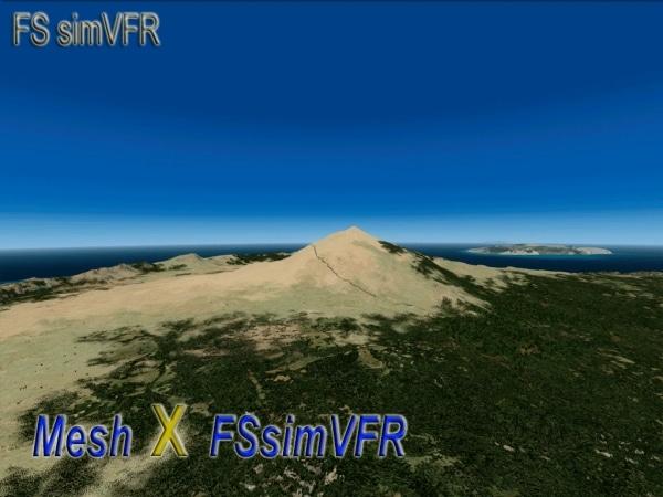 FSSIMVFR - Mesh terrain Spagna e Portogallo