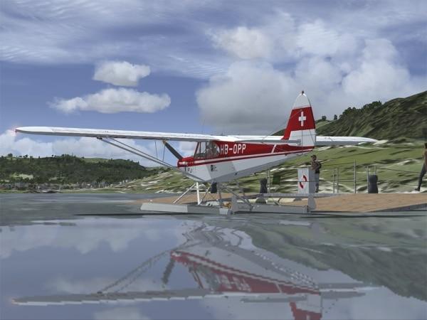 DFS - Swiss Seaplane Pilot