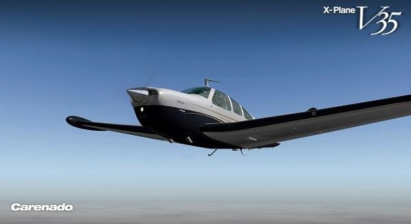 CARENADO - Bonanza v35 Xplane V3