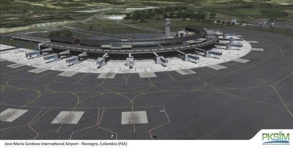 PKSIM - José María Córdova International Airport