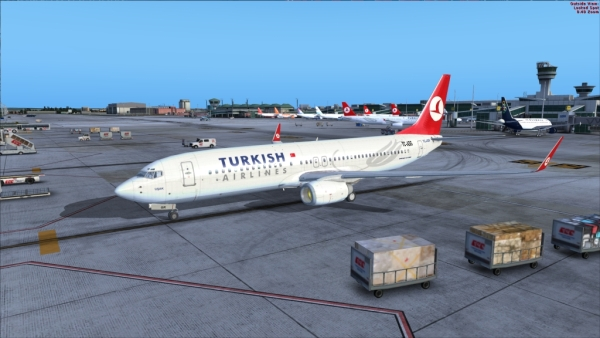 REAL FLY PRODUCTIONS - Turkish Airlines mission pack