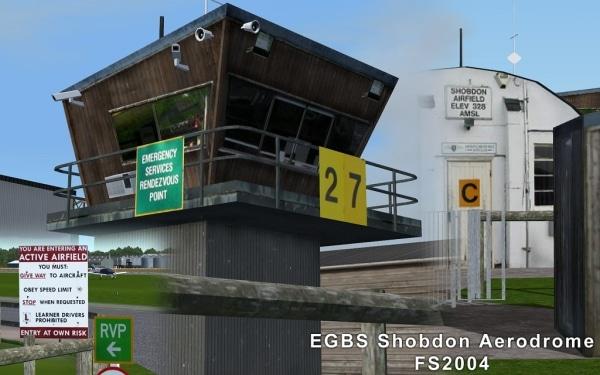 MDM LTD - EGBS Shobdon