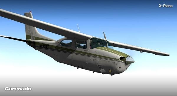 CARENADO - CT210M Centurion II Xplane V3