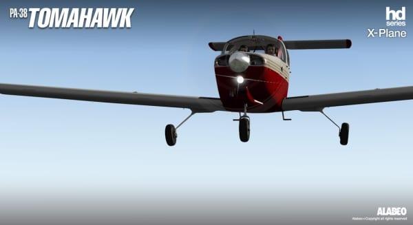 ALABEO - PA38 Tomahawk II V3