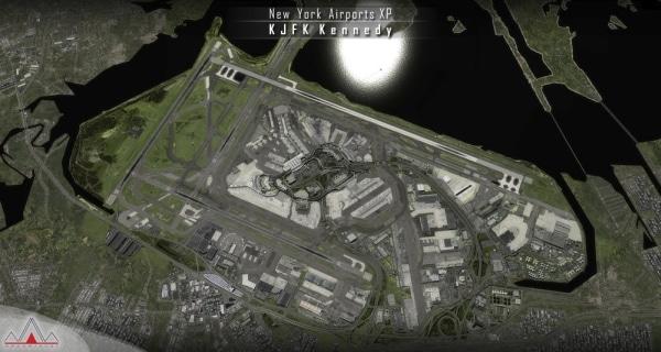 DRZEWIECKI DESIGN - New York Airports XP