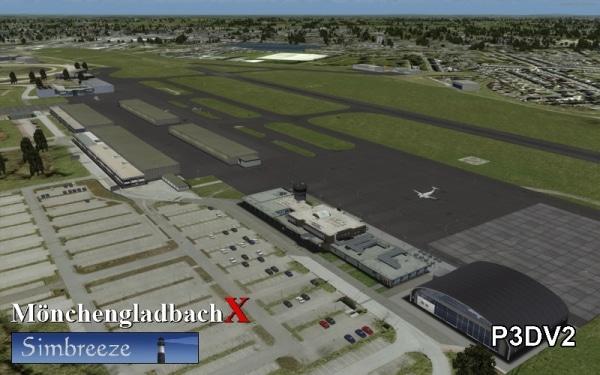 SIMBREEZE - Moenchengladbach Airport