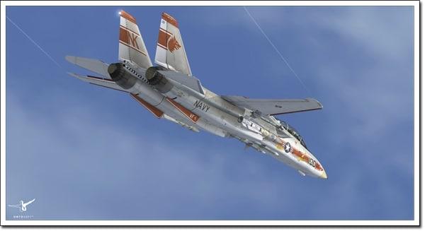 AEROSOFT - F-14 X