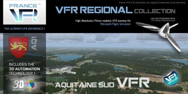 FRANCEVFR - Aquitaine volume 1 Sud V2