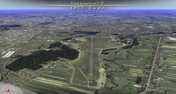 DRZEWIECKI DESIGN - Polish Airports vol. 2 XP